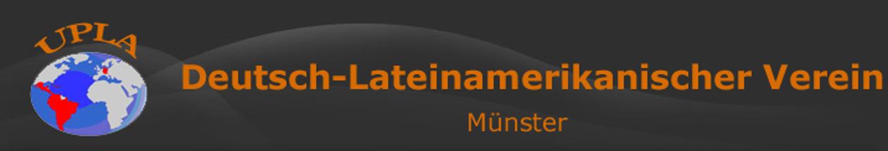 UPLA e.V. Deutsch-Lateinamerikanischer Verein Münster