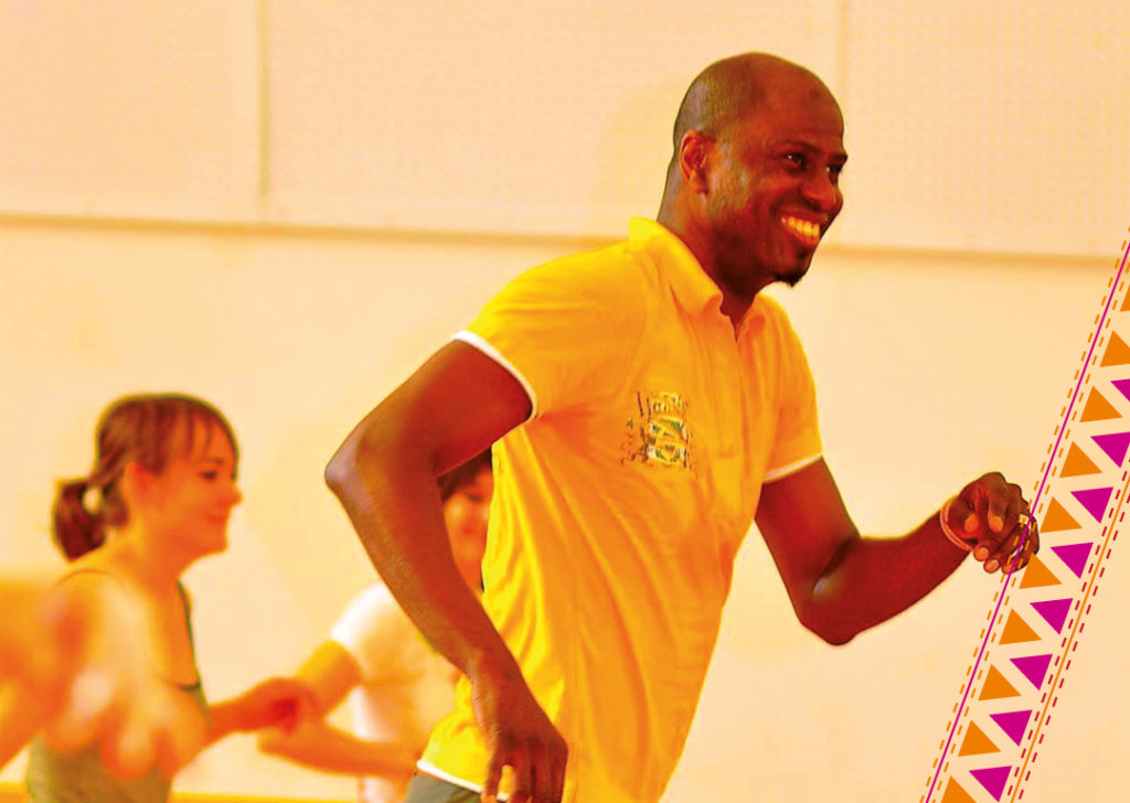 Workshop: Samba – Sonne – Spass mit Vinicius