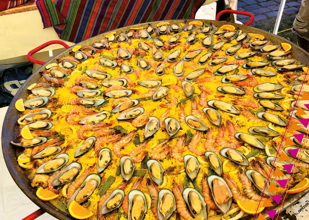 Kochkurs: Paella mit Julian Lorca